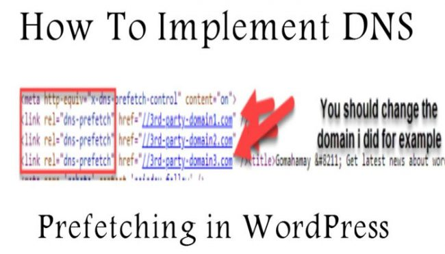 How to Implement DNS Prefetching in WordPress For Faster Loading
