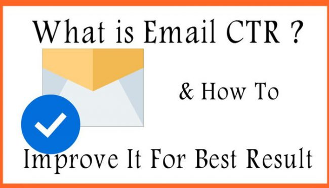 What is Email CTR And How to Improve It For Best Result