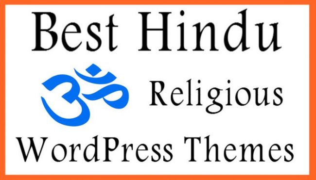 Best Hindu Religious WordPress Themes