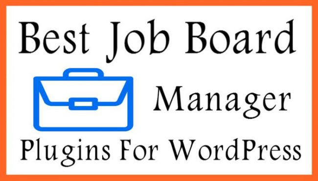 Best Job Board manager plugins for WordPress