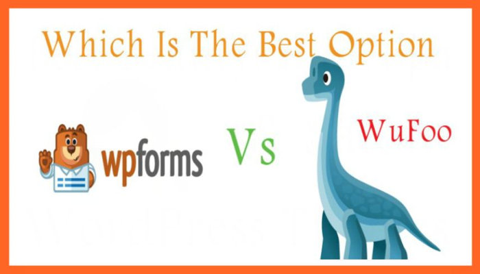 WPForms vs Wufoo Contact forms Plugin