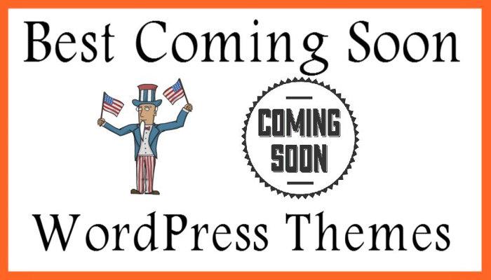 Best Coming Soon WordPress Themes
