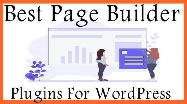 BestPageBuilderPluginsfor WordPress