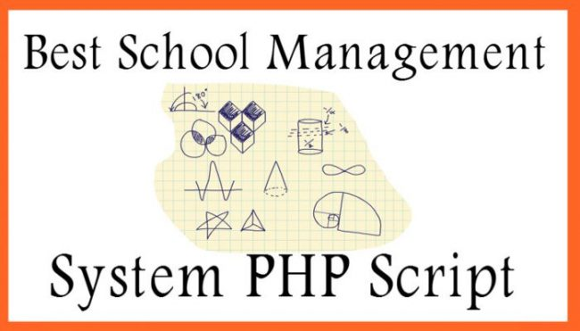 Best School Management System PHP Script
