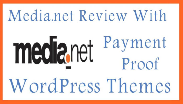Media net Review With Payment Proof Yahoo Bing Ad Network