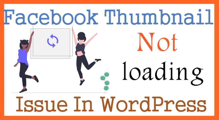 Facebook Thumbnail Not loading Issue In WordPress