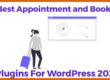 Best appointemnt and booking plugin for wordpress