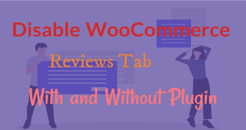 Disable WooCommerce Reviews Tab