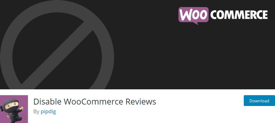 Disable WooCommerce Reviews