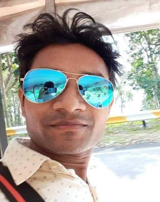 rahul Sahu owner of Gomahamaya.com
