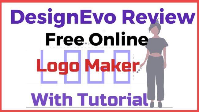 DesignEvo Review Free Online Logo Maker With Tutorial