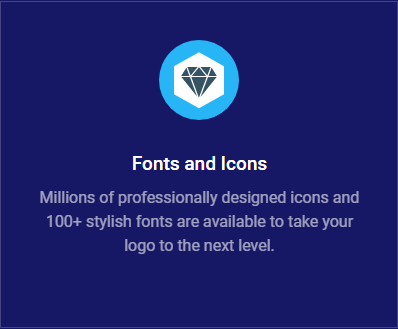 Fonts and Icons