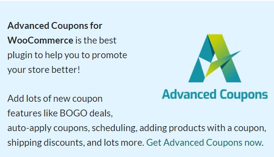 advanced coupon plugin