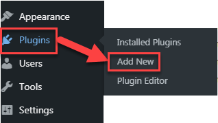 plugins add new plugin