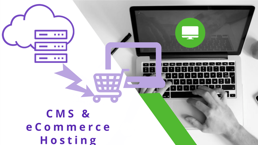 CMS AND ECOMMERCE HOSTING