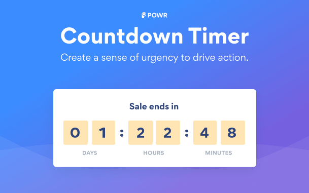 POWR Countdown Timer Demo