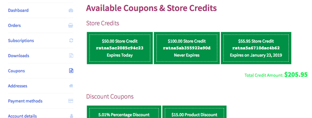 Show Coupon Anywhere In The Website