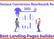 Unbounce Conversion Benchmark Report 2021 Best Landing Pages builder