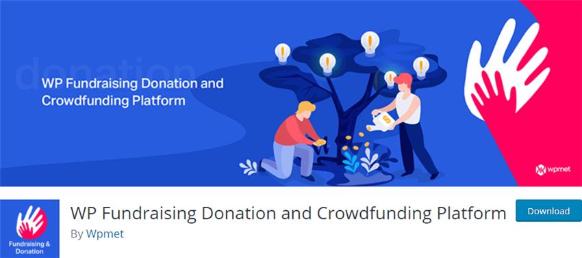 WP Fundraising Donation and Crowdfunding Platform