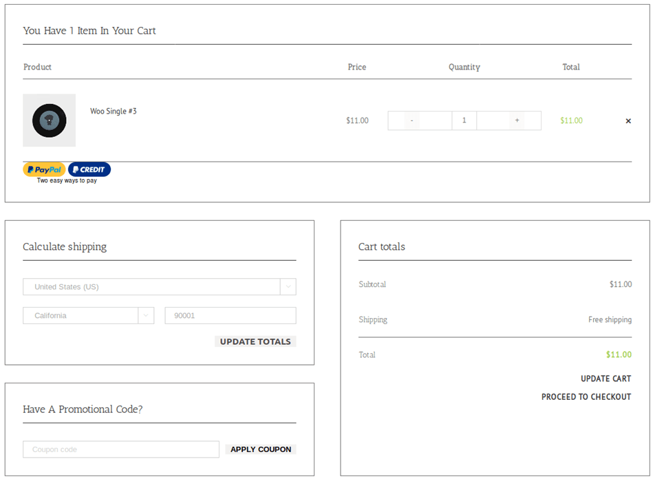 WooCommerce PayPal Express Checkout And PayPal Checkout