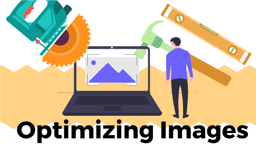optimize images for website to boost site speed