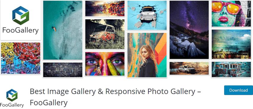 Best Image Gallery & Responsive Photo Gallery – FooGallery Plugin