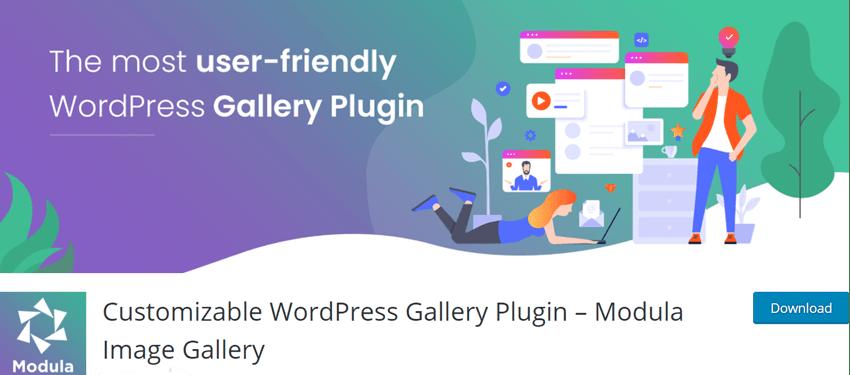 Customizable WordPress Gallery Plugin – Modula Image Gallery