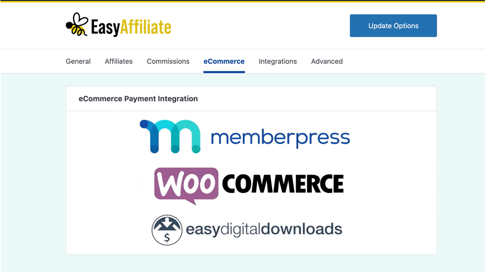 Easy AffiliatePerfect Payment Integrations