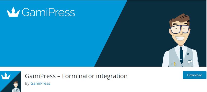 GamiPress Forminator integration Plugin