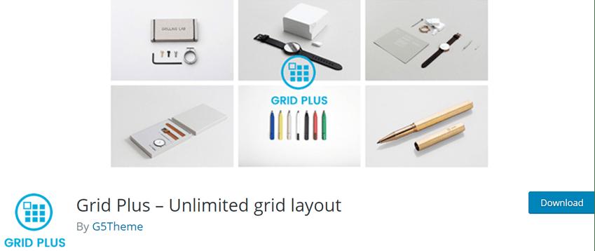 Grid Plus By G5Theme