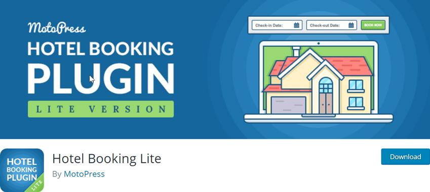 Hotel Booking Lite