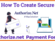 How To Create Secure Authorize.net Payment Forms