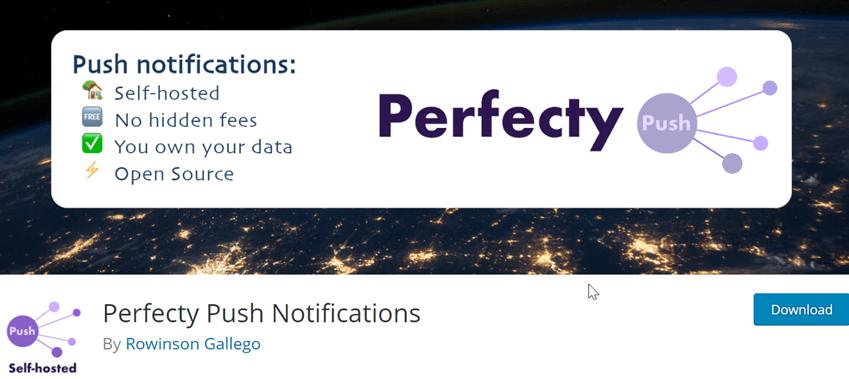 Perfecty Push Notifications