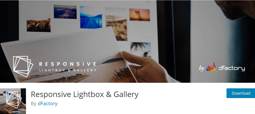 Responsive Lightbox & Gallery Plugin