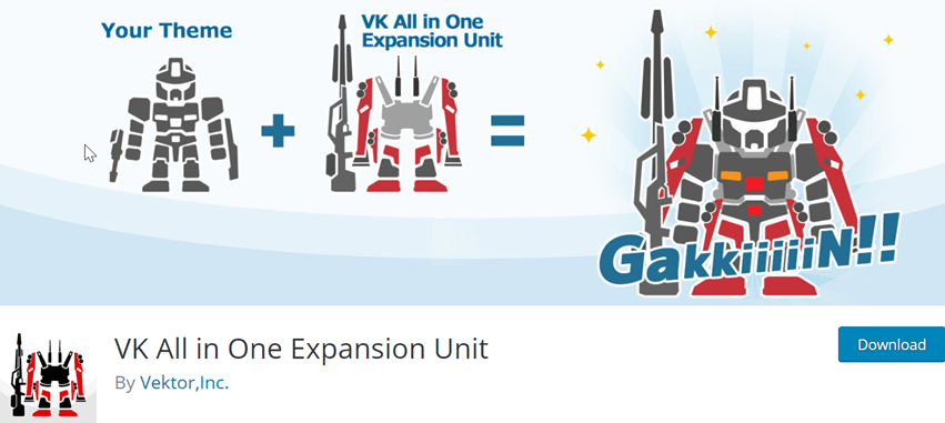 VK All in One Expansion Unit