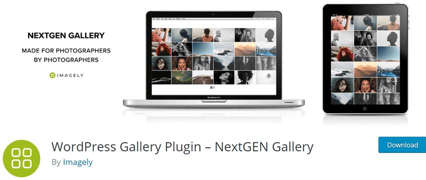 WordPress Gallery Plugin – NextGEN Gallery Plugin