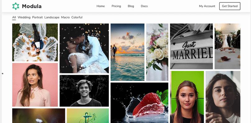 modula image gallery customizable grid plugin