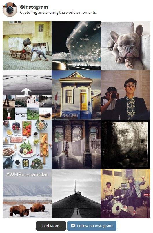 smash balloon social photo feed plugin default plugin styling
