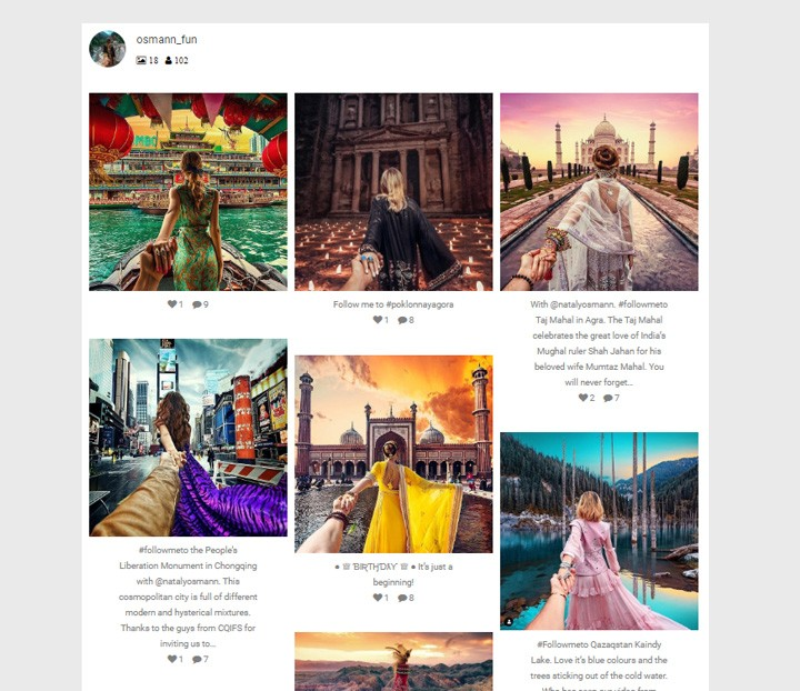social slider widget wordpress plugin