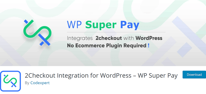 2Checkout Integration for WordPress – WP Super Pay