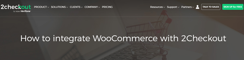 2Checkout and WooCommerce