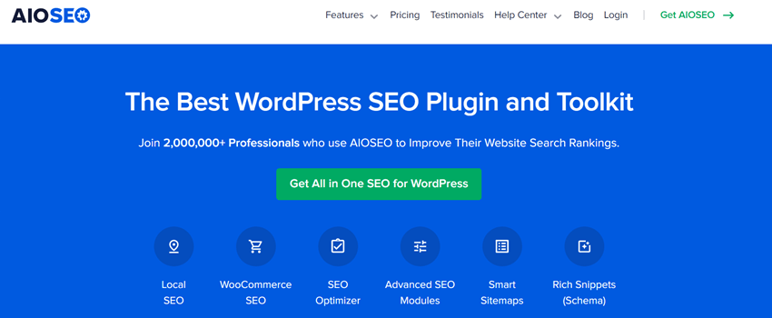AIOSEO - The Best WordPress SEO Plugin and Toolkit