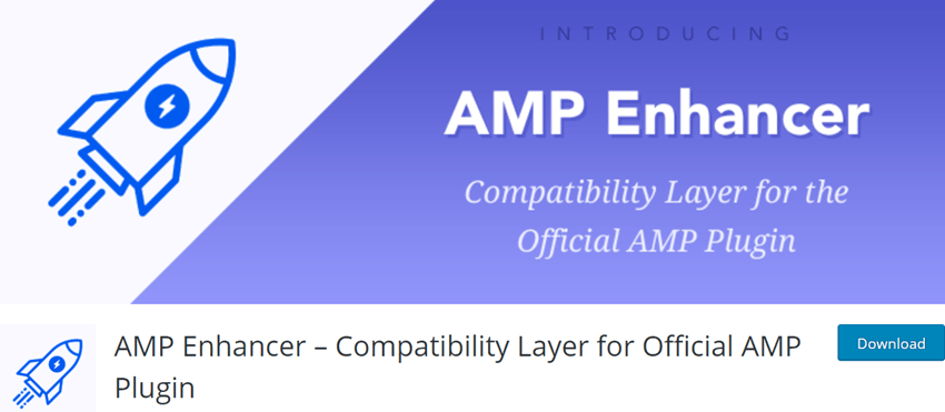AMP Enhancer – Compatibility Layer for Official AMP Plugin