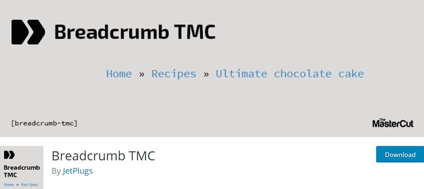 Breadcrumb TMC