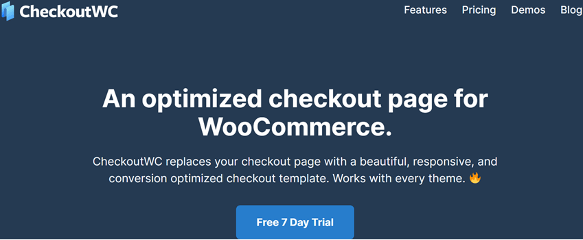 CheckoutWC - An optimized checkout page for WooCommerce
