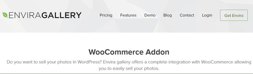 EnviraGallery - WooCommerce Addon
