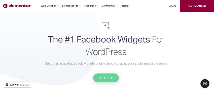 Facebook Widgets For Elementor
