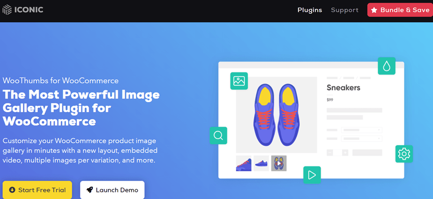 IconicWP-The Most Powerful Image Gallery Plugin for WooCommerce
