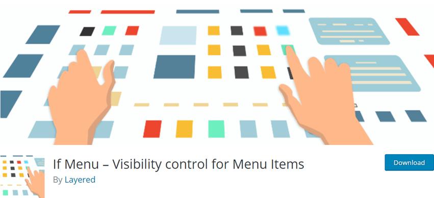 If Menu Visibility control for Menu Items