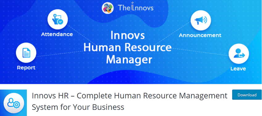 Innovs HR – Complete Human Resource Management System for Your Business